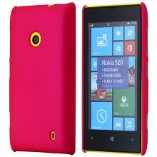 Carcasa Lumia 520 - Ultrafina Fucsia  $ 42,11