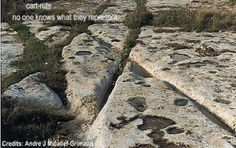 Unknown Highly Advanced Civilization Created Malta's Cart Ruts With Sophisticated Machinery