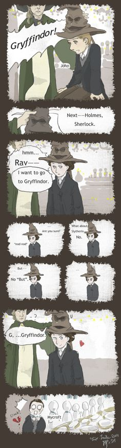 """The Last Pinner said it best: """"AAAAAAAAAAAAWWWWWWWWWWWWWWWWWWWWWWWWWWWWWWWWWWWWWWWWWWWWWWWWWWWWWWWWW but actually sherlock would be before John because they go in alphabetical order but I still love this"""""""