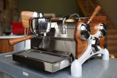 Slayer Espresso Machine, yes please ;-)