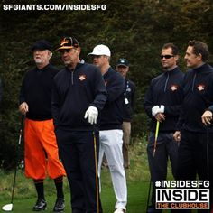 "This offseason some of the Giants played at Pebble Beach for charity.  Vogey, Cain & Bochy talk about the similarities of golf & baseball.  Hear what they have to say in this video ""From the Cutting Room Floor"" #InsideSFG #SFGiants"