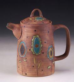 Teapot by Sarah McCarthy