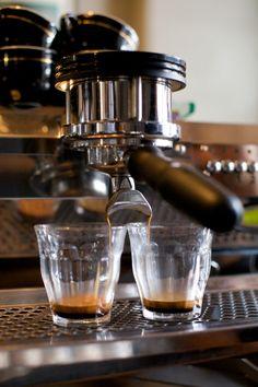 Dukes Cafe Espresso