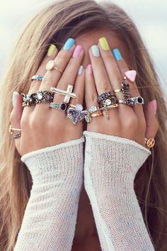 #Pretty #Rings