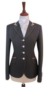 Show Jacket - Short Dressage Jacket - Juuls Jackets - Riding wear - Equestrian - Clothes