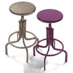 metal stools (several colors)