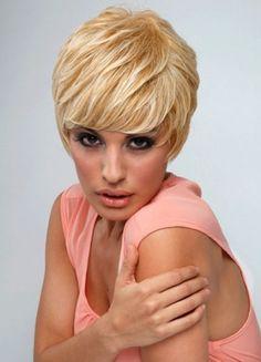 High-fashion Choppy Layered Fringe Capless Synthetic Wig 2013