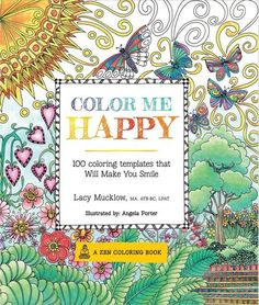 12 Adult Coloring Books: Relax, Unwind & Rediscover this Favorite Childhood Activity