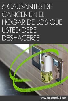 6 causantes de cáncer en el hogar de los que usted debe deshacerse Herbal Remedies, Health Remedies, First Health, Green Life, Perfect Body, Clean House, How To Lose Weight Fast, Natural Health, Healthy Life