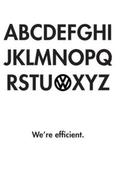 efficient vw