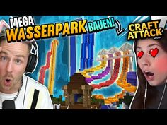Craft Attack 7 - YouTube Minecraft Server, Haha, Glitch, Xbox One, Instagram, Youtube, Top, Crafts, Manualidades