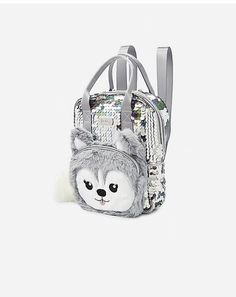 Justice is your one-stop-shop for on-trend styles in tween girls clothing & accessories. Shop our Husky Sparkle Mini Backpack . Justice Bags, Camo Quilt, Diy Gift For Bff, Cute Mini Backpacks, Baby Playpen, Trendy Purses, Mini Backpack Purse, Latest Bags, Girls Bags