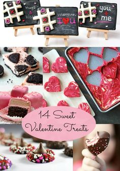 14 Sweet and Delicious Valentine's Day Treats - diycandy.com