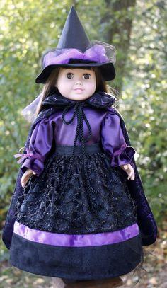 American Girl/ 18 Inch Doll Clothing  The by AuroraandLuna on Etsy, $42.00