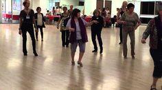 I Thank You line dance Michele Perron and Jo Thompson Szymanski. Music by Lulu. Like this.
