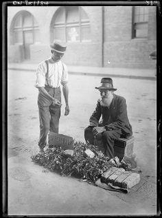 Sydney markets, by Rex Hazlewood, c. 1911-1916 | Flickr - Photo Sharing!