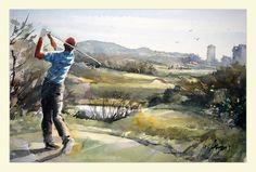 Golfbaan, Jos Antens