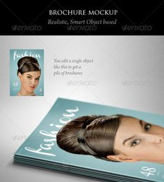 Brochure or Magazine Mockup Download here: https://graphicriver.net/item/brochure-or-magazine-mockup/1249480?ref=KlitVogli