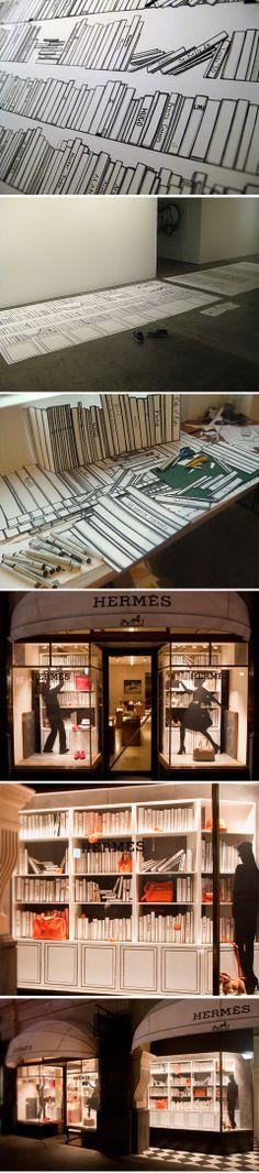 Hermès 2010 Melbourne Window Display