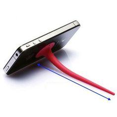 Chvostík (stojan na mobil) sa skvele hodí pre všetky smartphony, tablety, alebo notebooky. Je malý, môžete si ho vziať kamkoľvek s...