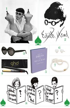Edith Head | The House of Beccaria~