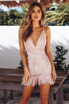 Sexy Sling V Collar Sequin Falbala Backless Bodycon Dress – streetstyletrends cute dresses simple dress summer dresses dress dresses Hoco Dresses, Club Dresses, Sexy Dresses, Bodycon Homecoming Dresses, Dress Outfits, Tight Dresses, Fashion Dresses, 20s Outfits, Size 20 Dresses
