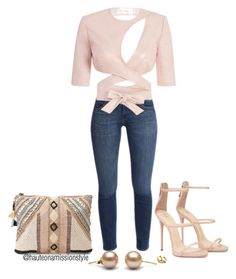 """""""Pastel Lovin."""" by hauteonamission on Polyvore featuring BLANK"""