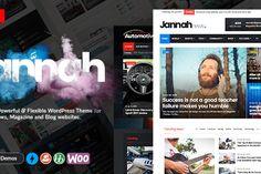 Jannah News v1.3.1 – Newspaper Magazine News AMP BuddyPress
