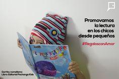 ¡Regale amor! Encuentre la colección completa de Pachanga Kids y los productos de NOMELLAMO en elcajoncito.com  #MadeinCostaRica #Libros #Nomellamo #PachangaKids