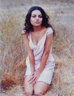 Picture of Mila Kunis Mila Kunis Pics, Mila Kunis Style, Classy Women, Sexy Women, Beautiful People, Beautiful Women, I Love Girls, Celebrity Beauty, Beauty