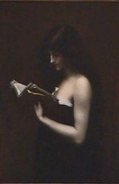 """La lettrice"" Juana Romani, (?)"