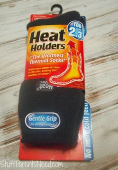 Warmest socks known on the TOG scale. They feel AWESOME in cold weather!