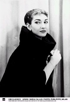 maria callas ... she has tons of gorgeous photos ... this is one of them