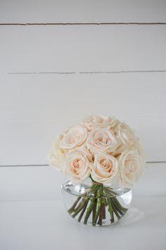 Blush Vendela Roses - MARKS & SPENCERS #BEAUTIFULBLOOM EVENT