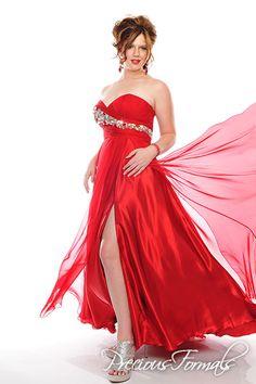 Precious Formals Style W52032 #prom2013 #preciousformals #promdresses