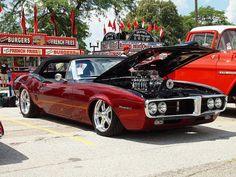 '67 Pontiac Firebird