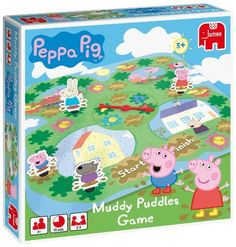 Jumbo Peppa Pig Muddy Puddle Game by Jumbo, http://www.amazon.com/dp/B00440D4R8/ref=cm_sw_r_pi_dp_o0zHqb0W91SQN