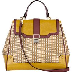 yellow weave oversize bag - shoulder bags - bags / purses - women - River Island