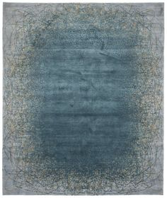 Expanses of ink composed of countless lines, like patterns made by a ballpoint pen, are the inspira… Carpet Flooring, Rugs On Carpet, Carpets, Minimalist Design, Modern Design, Jan Kath, Classical Elements, Living Room Inspiration, Area Rugs