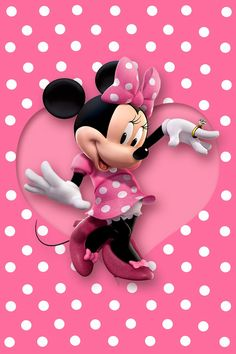 Minnie Mouse.                                                       …