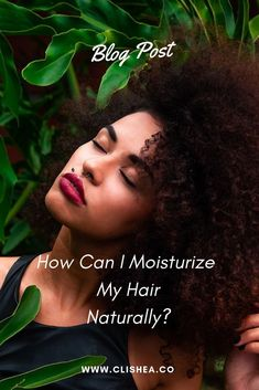 While we all aspire to have rich lustrous hair there are moments when we simply cannot do anything to avoid a bad hair day. If you are looking to find out how to keep your hair moisturized or hydrated learn how you can achieve these results. Natural Hair Types, Natural Hair Care, Curly Hair Tips, Curly Hair Styles, Hair Care Recipes, Healthy Hair Tips, Dull Hair, Brittle Hair, Relaxed Hair