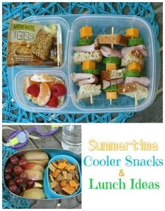 nice work lunch ideas