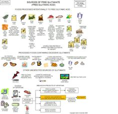 List of foods to avoid with MSG and similar chemicals which companies are experimenting with as MSG substitutes. ugh!