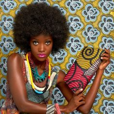 Clutches & Handbags by Babatunde.