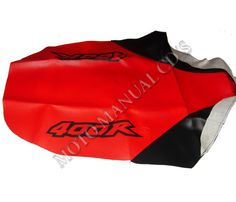 SEAT COVER HONDA XR 400R!!! SHIPPING WORLWIDE