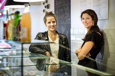 La fabuleuse histoire de Lilicup et de ses fondatrices, devenues reines du cupcake à Bruxelles