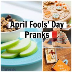 For April 1,  check out this collection of pranks, props, treats, and tricks. They're wacky enough to tickle an entire family of fools. We mean that in the nicest possible way, of course. Happy April Fools' Day!