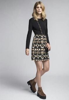 www.cuple.no Sequin Skirt, Fall Winter, Sequins, Skirts, Fashion, Moda, Sequined Skirt, Fashion Styles, Fasion
