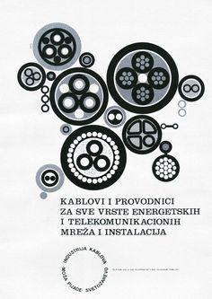 Vintage EX YU ads • Industrija kablova Svetozarevo