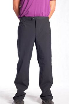 Fayde Golf Europe Men's Platinum Wet Weather Golf Trouser / Pant